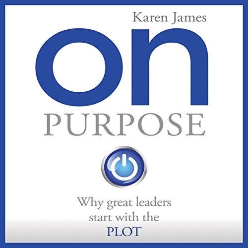 On Purpose audiobook cover art