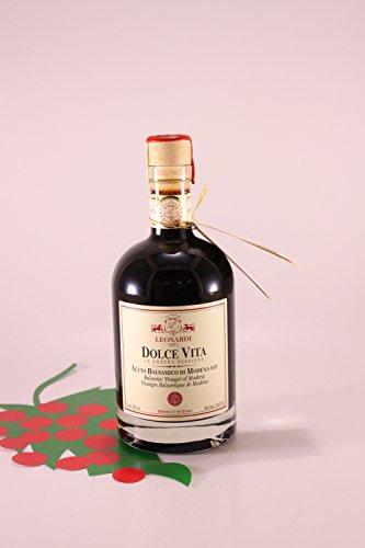 Balsamessig aus Modena IGP 'Dolce Vita' 500 ml. - Acetaia Leonardi