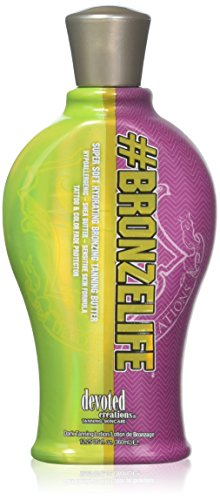 #Bronzelife Super Soft Hydrating Bronzing Tanning Butter 12.25 Ounce Bronze Life by Devoted Creations