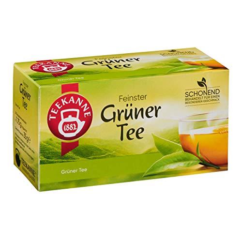Teekanne Grüner Tee 35g  20 Beutel