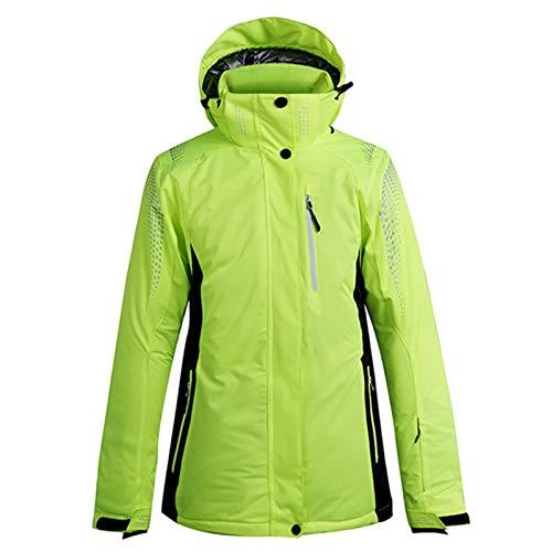 Ropa de esquí Hombres Mujeres Traje de esquí chaqueta de snowboard Esquí Pantalón Unisex Ropa pantalones a prueba de viento impermeable del deporte al aire libre Ropa de invierno Pareja Trajes de esqu