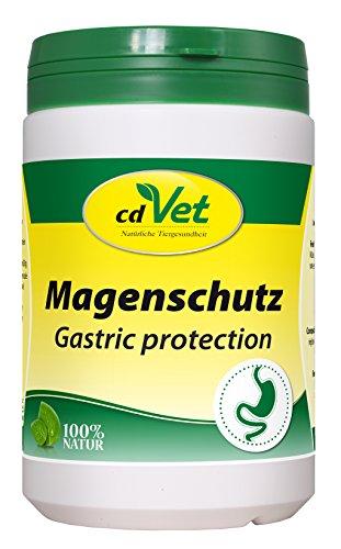 cdVet Naturprodukte Magenschutz 400 g - Hund, Katze - Ergänzungsfuttermittel - Magensäurebindend - empfindliche Schleimhäute - Regulation des Säure-Basen-Haushaltes - Schadstoff + Giftbindend -