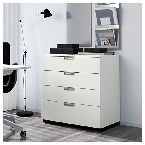 IKEA GALANT - unidad de cajón con el almacenamiento de abandono archivo, blanco - 80x80 cm