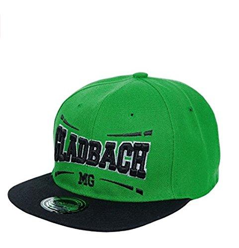 Unbekannt Snapback Fussball Bundesliga Fan Sports Caps Basecap Gladbach