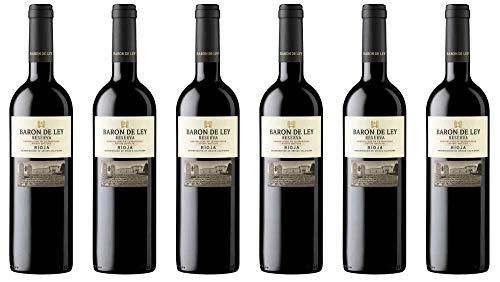 6x Reserva 2015 - Weingut Baron de Ley, La Rioja - Rotwein