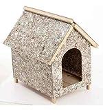 Casa Casinha Cachorro E Gato Reciclável N. 04 Ecológica