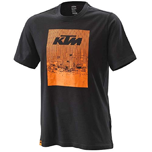 Original KTM Radical Tee Black T-Shirt Gr. L