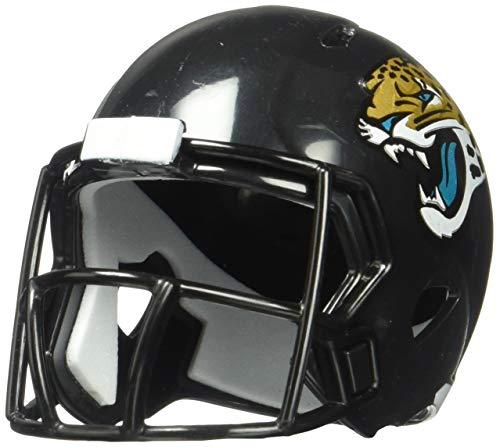 Riddell NFL Jacksonville Jaguars Pocket Pro Speed Helmet, Team Colors, One Size