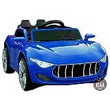 ATAA Elegant - Azul -Coches electricos para niños con Mando para Padres y batería 12v - Coche eléctrico Infantil -