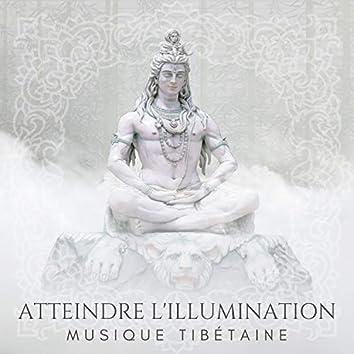 Atteindre l'illumination: Musique tibétaine pour la méditation profonde et l'étude des textes sacrés