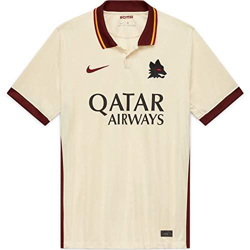 Nike 2020-2021 AS Roma Away Football Soccer T-Shirt Jersey