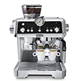 De'Longhi La Specialista Espresso Machine with Sensor Grinder, Dual Heating System, Advanced Latte...