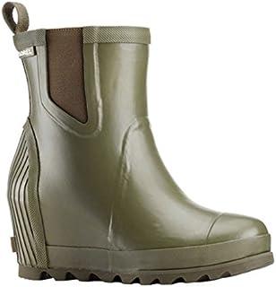 (ソレル) Sorel レディース シューズ?靴 ブーツ Joan Rain Wedge Chelsea Boot [並行輸入品]