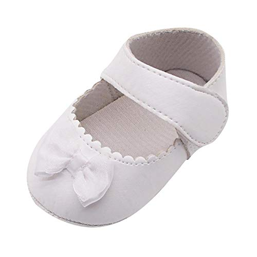 Doublehero Baby Mädchen Prinzessin Schuhe, Mode Kinder Ballerina Casual Flache Schuhe Wave Bowknot Sneaker Plate Freizeitschuhe Seitenplatte Freizeitschuhe Schuhe Babyschuhe