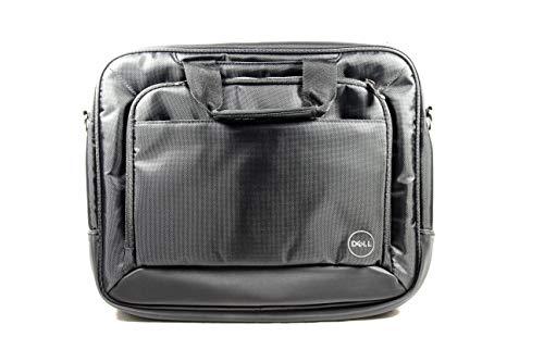 T43DV Notebook-Tasche mit Schultergurt für Dell T43DV, Nylon, Schwarz