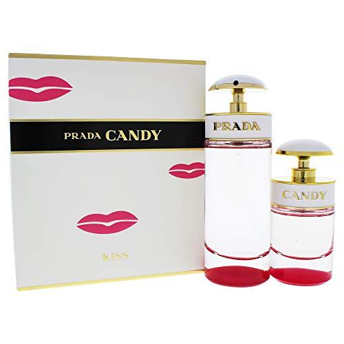 PRADA CANDY KISS Eau de Parfum edp 80ml. + Eau de Parfum 30ml.