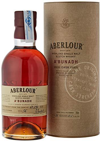Aberlour Abunadh 0,7 L con caja de regalo