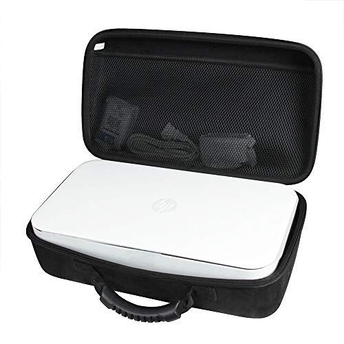 Hermitshell Hard Travel Case for HP Tango/HP Tango X Smart Home Printer (Black)