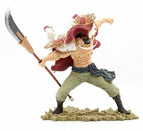ioth Edward New Gate Action Figuras One Piece Modeling Anime Hero Carácter Modelo Modelo Juguete Muñeca Colección Decoración Regalo Cumpleaños 24cm