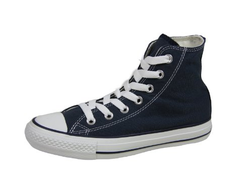 Converse Chuck Taylor All Star, Unisex-Erwachsene Hohe Sneakers, Blau (Navy Blue), 45 EU