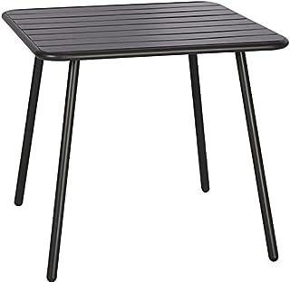 Table de Jardin Bora Bora 80x80cm Kare Design