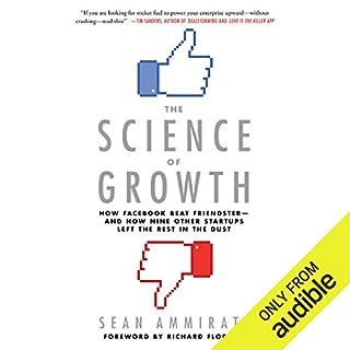 Page de couverture de The Science of Growth
