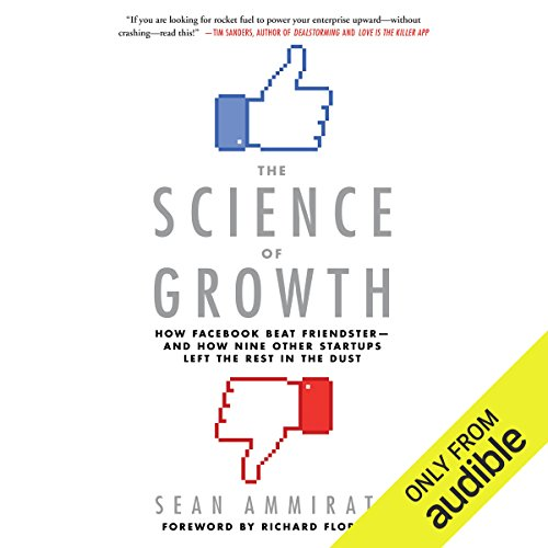 The Science of Growth audiobook cover art
