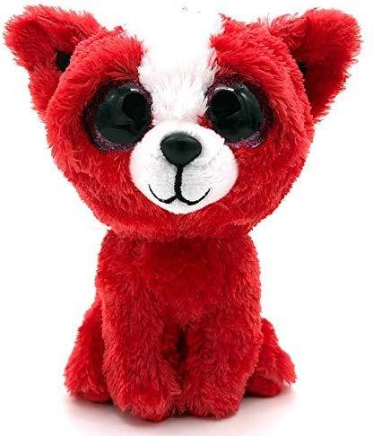 Plush Toy,15cm Beanie Boos Stuffed Doll Animal Cute Husky Dog Soft Big Eye Unicorn Plush Toy,Stuff Ty Toys for Girl Children -  Loffer1, Loffer16953582810816