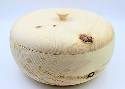 Brottopf aus Zirbenholz Gr. M