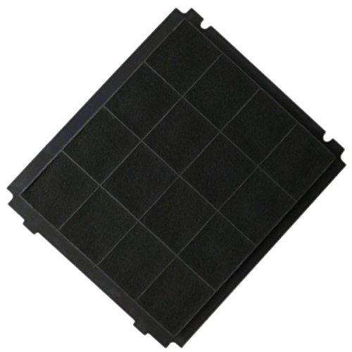 Filtro de carbón 305 x 266 x 15 mm para campana extractora AFFCA267 Airforce