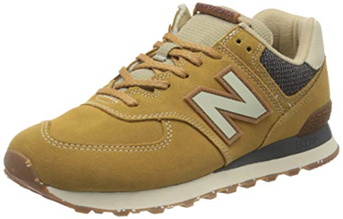 New Balance Herren 574v2 Sneaker, Braun (Brown SOI), 44 EU