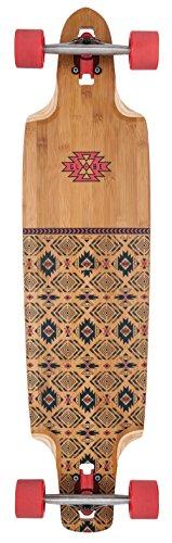 Globe Longboard Spearpoint Bamboo 40