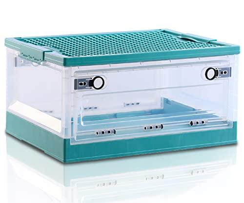 2in1 Aufbewahrungsbox für Lego und...