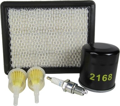 Club Car DS Gas Golf Cart Tune Up Kit 1992-Up 290Cc Ohv