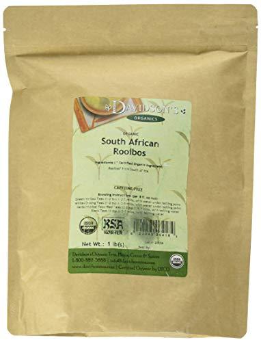 Davidson's Tea Bulk, Organic South …