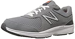 professional New Balance 411V2 Men's Hiking Shoes Lace Up Gray 11XW US