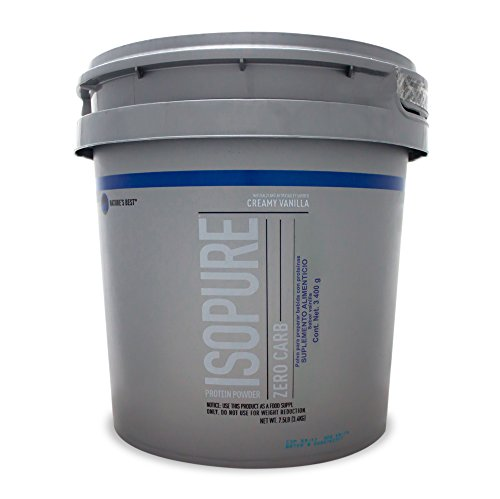 proteina iso 100 hydrolyzed fabricante Natures Best
