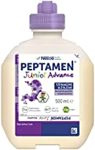 Nestle Peptamen Junior Advance 500ml Pack of 1 Estimated Price : £ 17,99