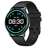 <span class='highlight'><span class='highlight'>YAMAY</span></span> Smart Watch for Women Men,Round HD Screen Fitness Watch with 13 Workouts Mode,Personalised Watch Face by APP, Activity Trackers,Fitness Trackers With Heart Rate Monitor,Call SMS/SNS Notification