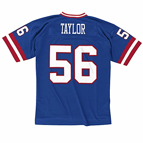 Throwback Football Jersey, Retired Player Legacy Jersey, Stitched Name and Number Embroidery Mens L