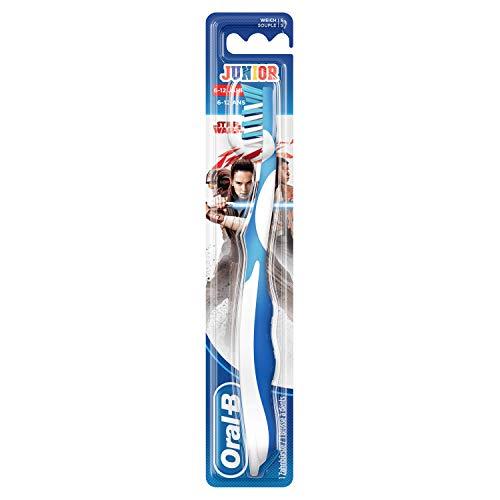 Oral-B Junior Star Wars Handzahnbürste, für Kinder von 6-12 Jahren