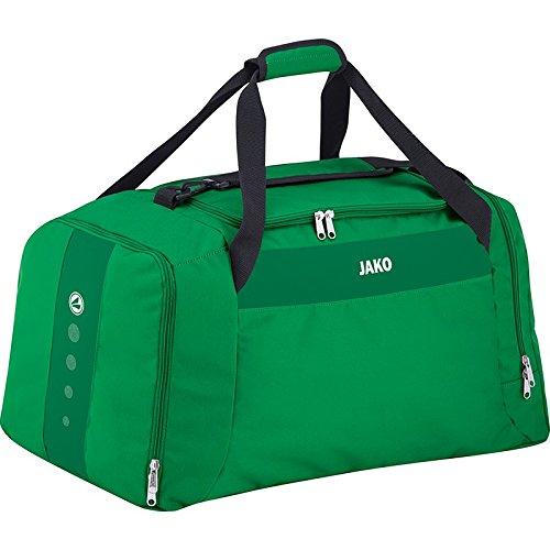 JAKO Sporttasche Striker, Größe:Bambini, Farbe:sportgrün