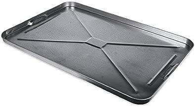 "WirthCo Funnel King 94482 Drip Tray – Metal Oil Drain Pan, Oil Tray, Heavy Duty, 17 1/2"" x 25 3/4"", 6 Quart Capacity"