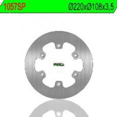 9621057SP - Disque de frein sans perforations 1057SP Ø220 x Ø108 x 3.5 (sustituye antiguo 2