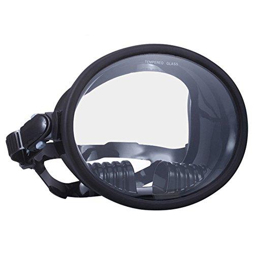 Neborn Gafas Protectoras Máscara de Ojos de pez Máscara Impermeable antivaho para Submarinismo Buceo Submarino Pesca submarina