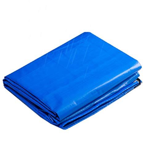 Tarpaulin Plástico Grueso Tela Impermeable a Prueba de Agua Lona Impermeable - Paño para sombrilla al Aire Libre Protector Solar Lona de toldo de Aislamiento (Color : 2M*2M)