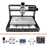 RATTMMOTOR CNC Graviermaschine 3018 Pro 3 Achsen GRBL Streurung ER11 Engraver Fräsmaschine für Holz PVC PCB DIY Engraver