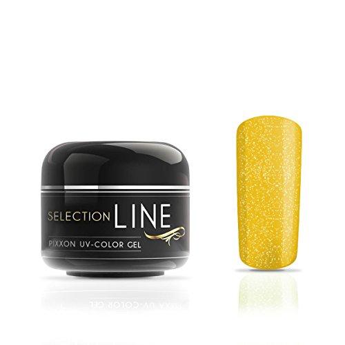 Selection Line Pixxa UV-Color Gel Hugging Sun 5ml-Gel de couleur haut de gamme pour les ongles extravagant design Nail