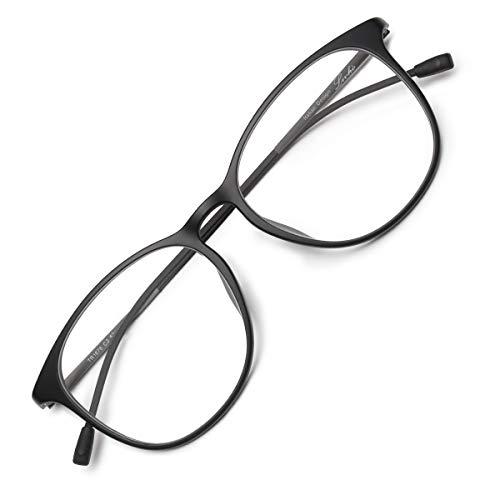 lentes armazon negro fabricante livho