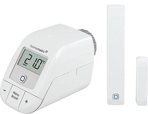 Homematic IP Set Heizen Easy Connect - Intelligente Heizungssteuerung mit und auch ohne Access Point möglich